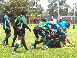 FRESH TEST AWAITS: Silverbacks are set to play their first competitive 15-aside match after six months. (File Photo)
