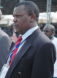Cecafa SG Nicholas Musonye. (File Photo)