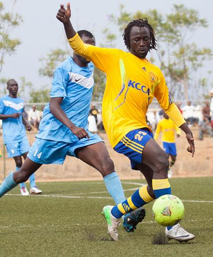 KCCA striker Brian Omony was the tournament's top scorer with five goals in six matches.