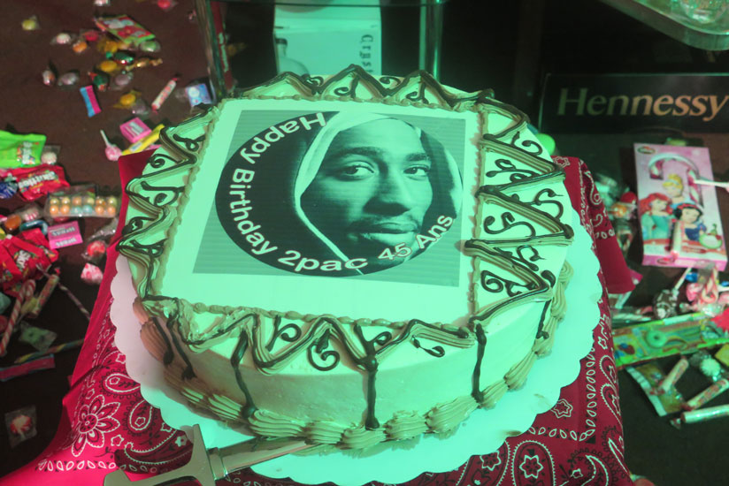 Hip Hop Fans Celebrate Tupacs Birthday In Kigali The New Times