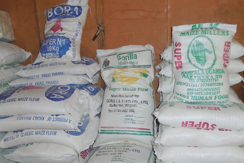 Consumers will need to dig deeper into their pockets to buy maize flour. / Remy Niyingize