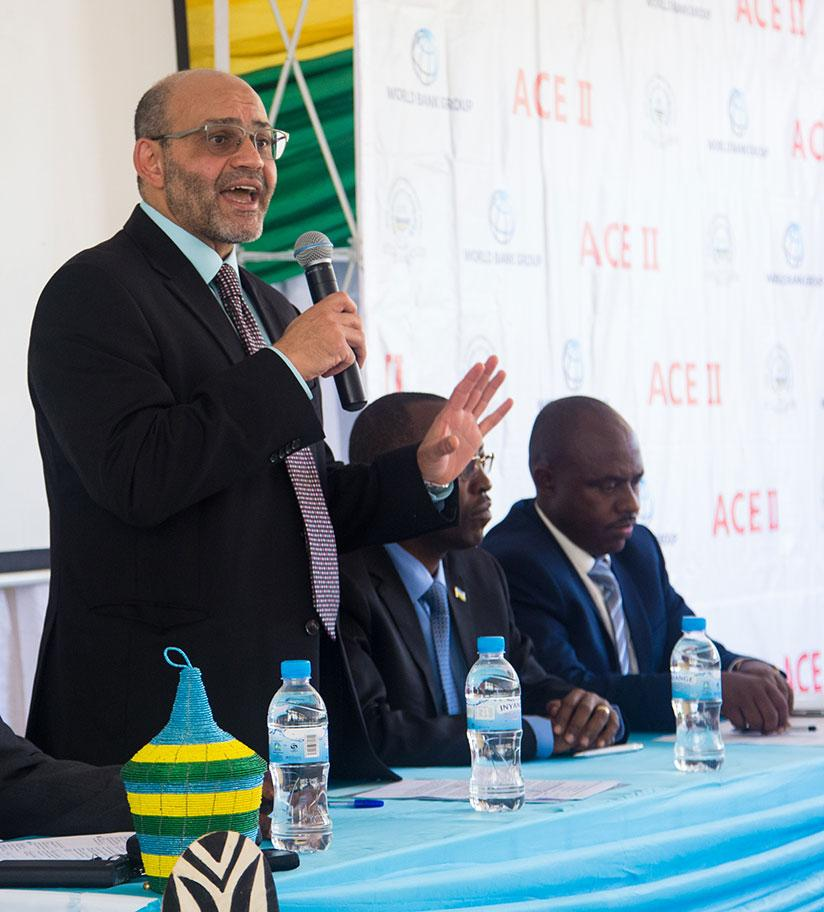 1485291904World-Bank-Country-Manager-Yasser-El-Gammal-speaks-during-the-launch-yesterday