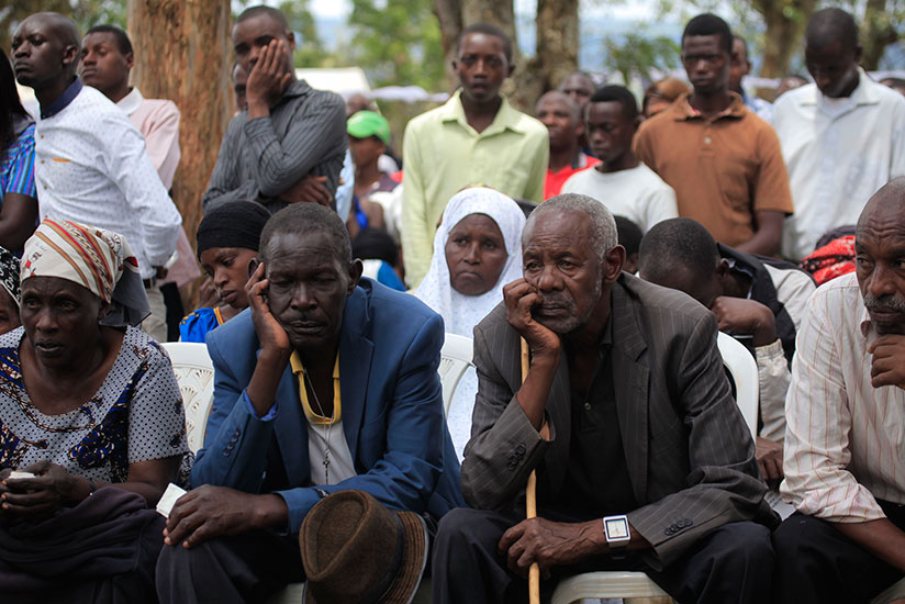 1492210820Sorrowful-mourners-listen-to-testimony-at-Ntarama-Genocide-memorial-on-April-9-(Sam-Ngendahimana)