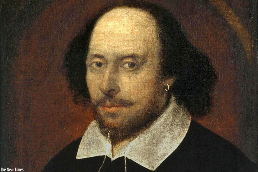 William Shakespeare. (Net photo)