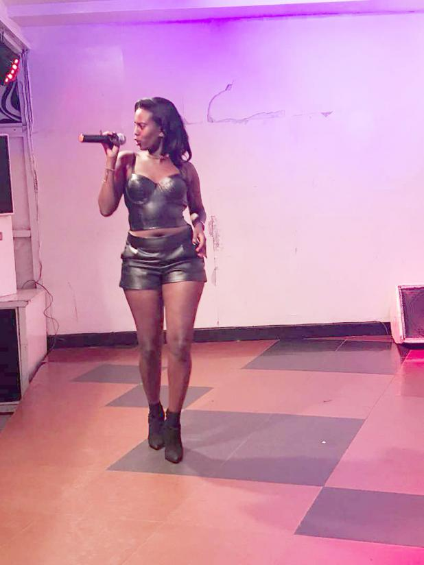 Singer Asinah Erra, real name Asinah Mukasine, says 2018 is her make-or-break year in the music industry. / Courtesy