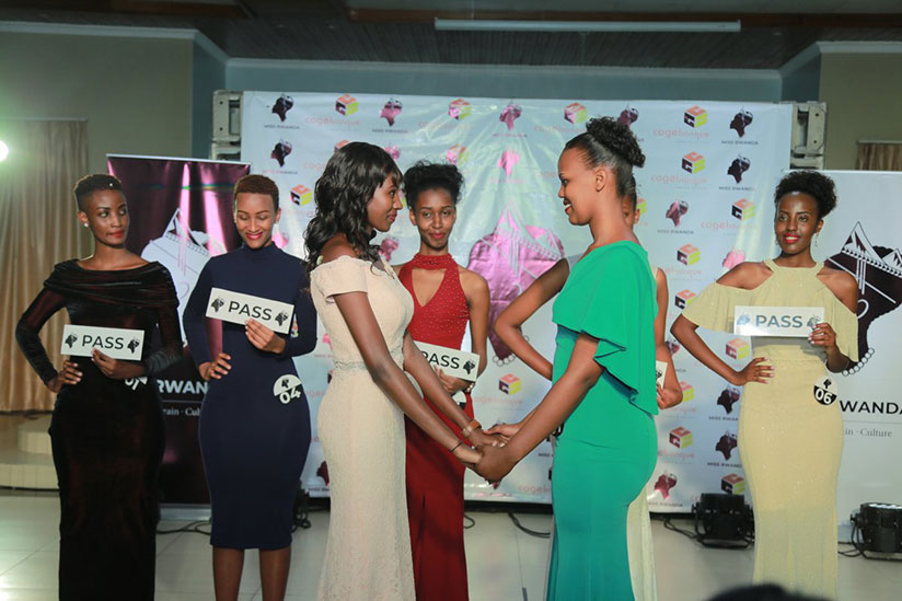 Six girls were picked in Rubavu, joining six from Musanze.
