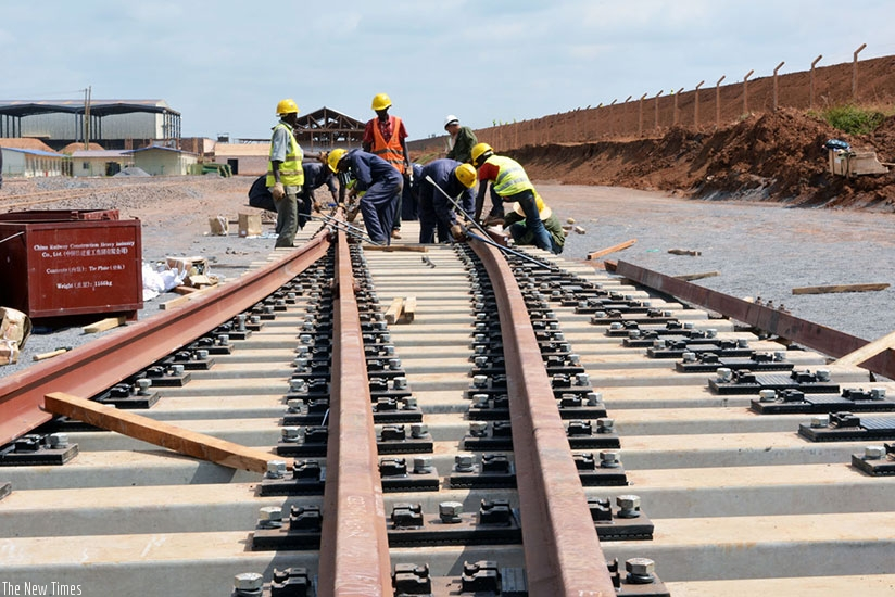 Rwanda and Tanzania have agreed to construct a standard gauge railway linking the two countries. Net.