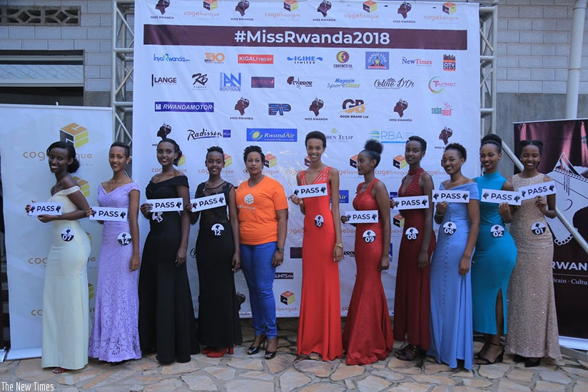 10 contestants got a nod in Southern Province./ Courtesy