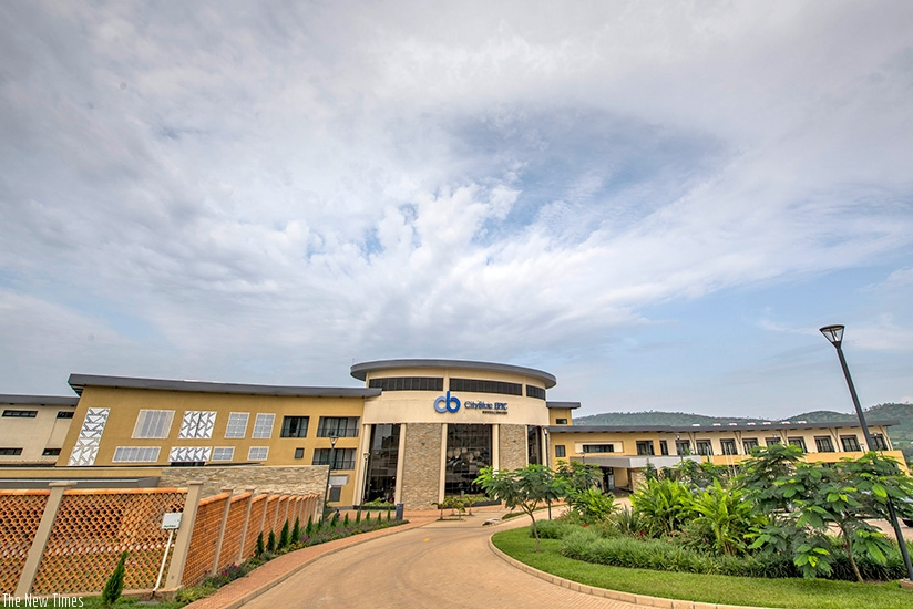 Nyagatare's City Blue Epic hotel is one of the latest additions to a growing hospitality sector. Village Urugwiro.