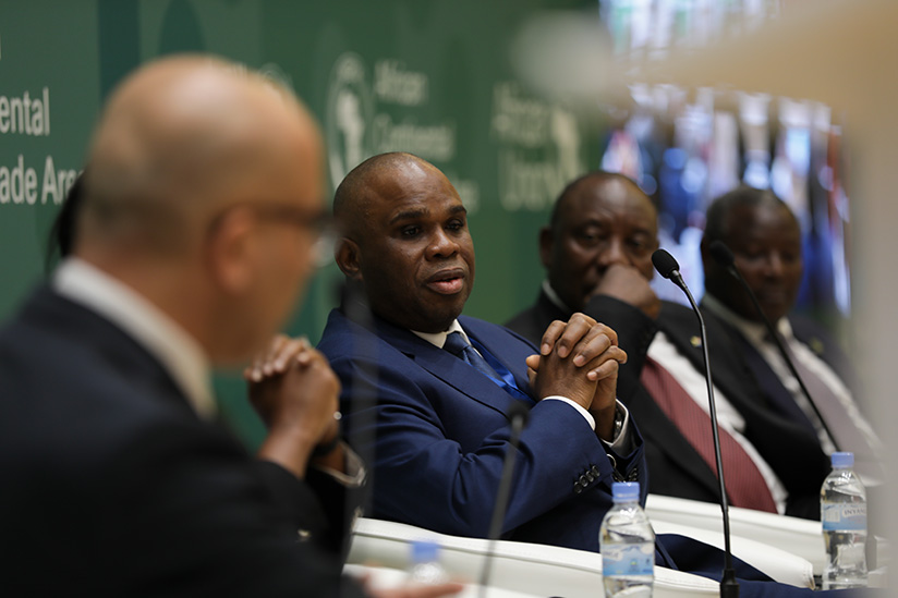 1521613672Dr.-Benedict-Oramah,-President,-Afreximbank-speaks-at-the-summit