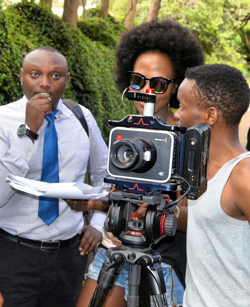 1521913688Willy-Ndahiro-during-the-movie-cast-of-Seed-of-memories