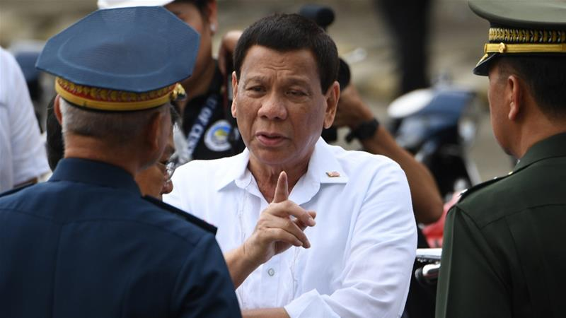 """Palace officials have repeatedly defended Duterte's comments on women as """"jokes"""". / Internet photo"""