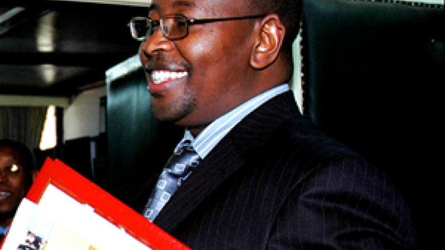 Musoni will today present 2008 budgetary proposals to members of the Chamber of Deputies in Kimihurura. (File photo)