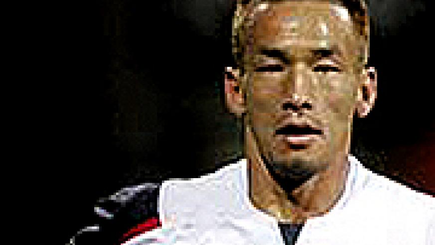Japanese international footballer Hidetoshi Nakata