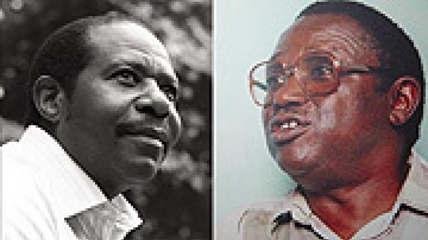 RUSESABAGINA AND BAGOSORA : Two sides of one coin
