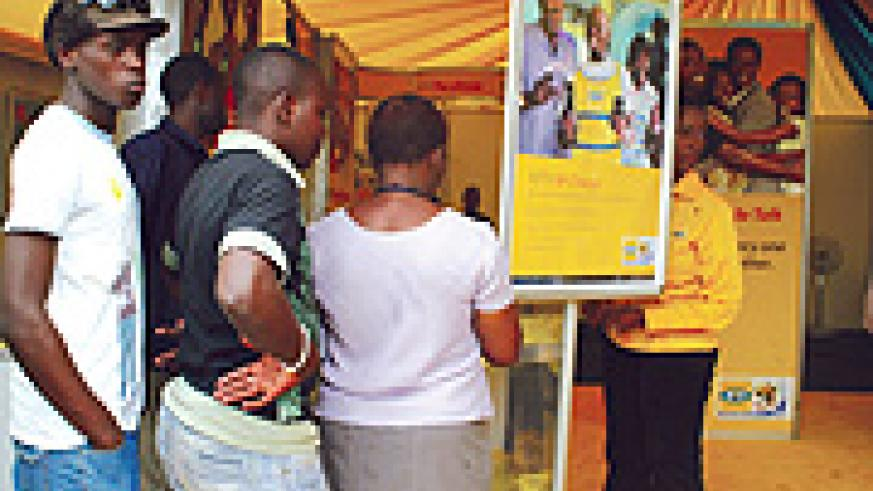 MTN  Rwanda says it is  trying to keep its customers happy