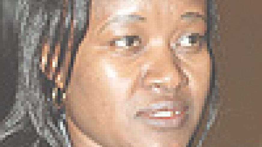 Minister of EAC affairs, Monique Mukaruliza.