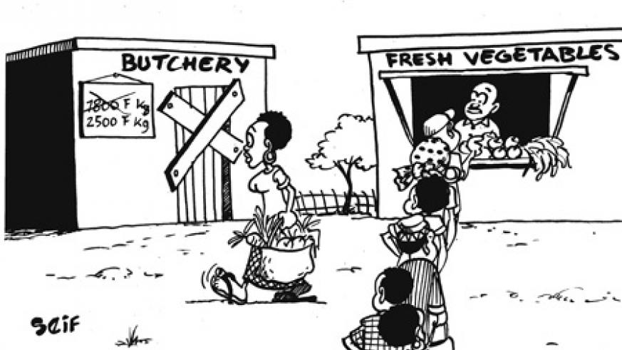 The Price of beef in the Western Province has soared causing a number of butcheries to close shop.