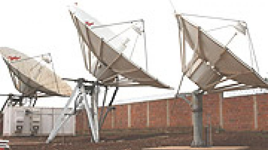 One complete cable will boost Rwanda's satellite connectivity to the rest of the world. (File photo).