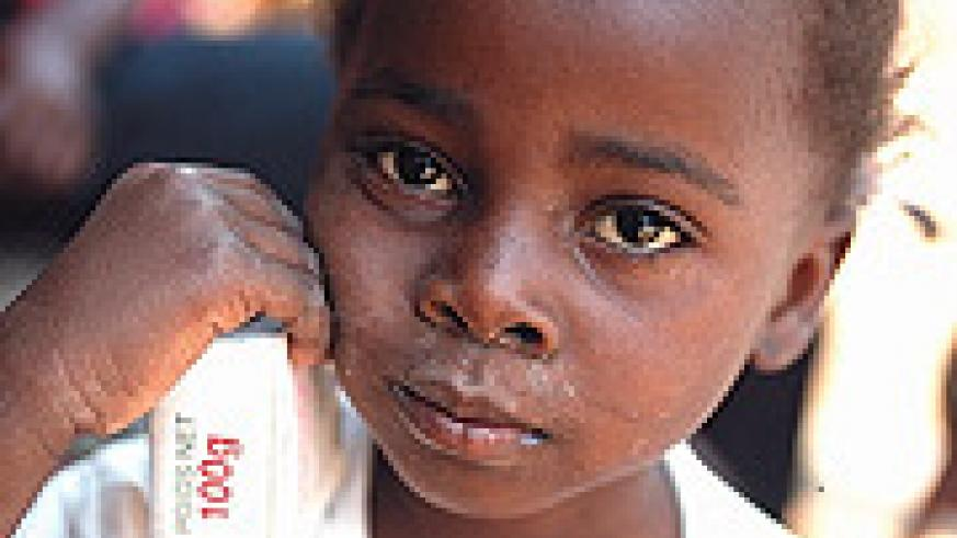 Globally 2.5 million children under 15 years live with HIV