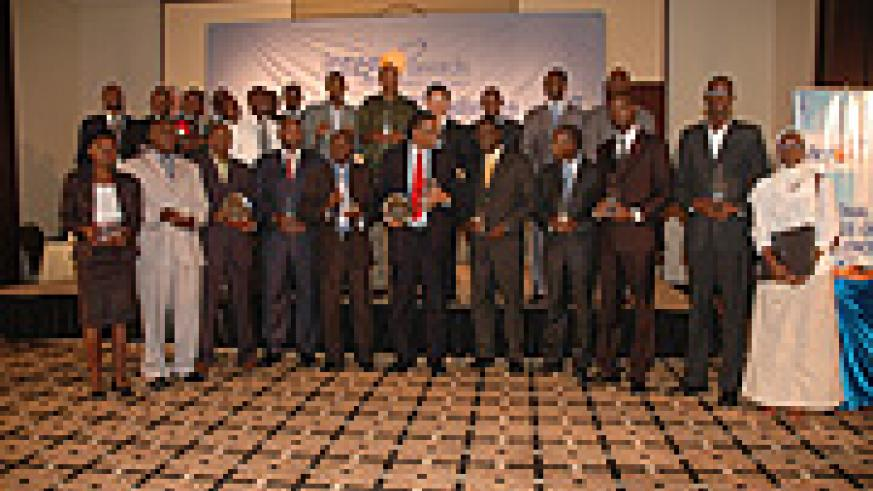 Rewarding excellence in ICT;The inaugural Intego Awards is meant to instill a sense of embracing ICT innovations within the economy.