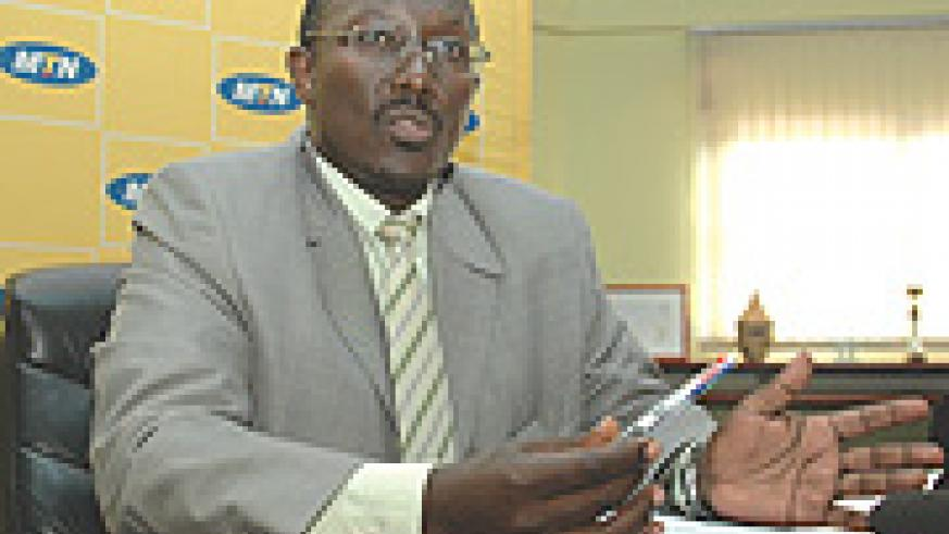 Chief Operations Officer (COO) Andrew Rugege