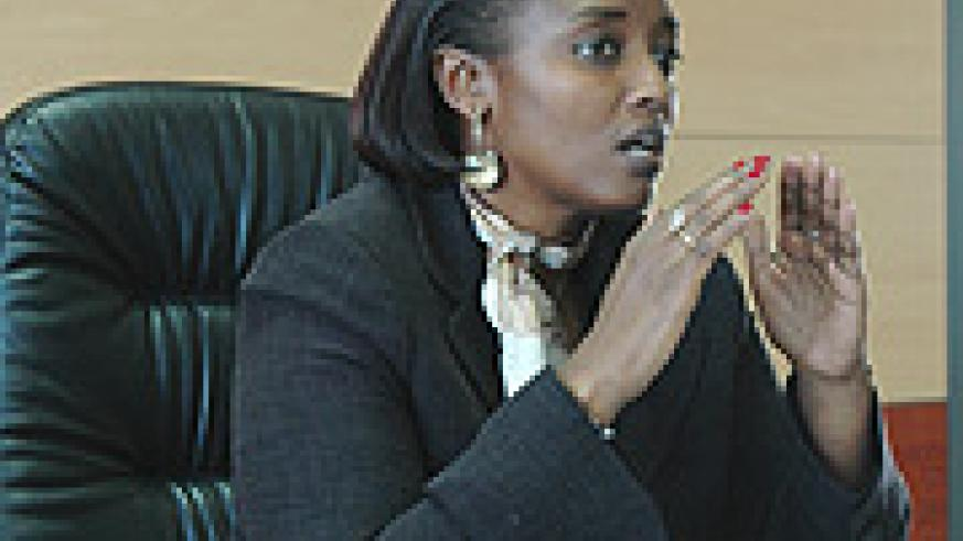 RRA Boss Mary Baine.