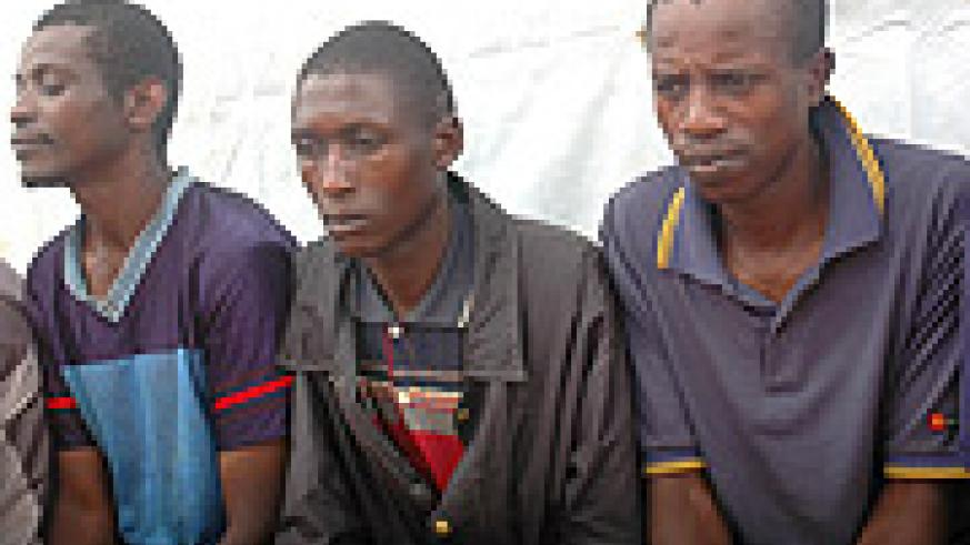 Former FDLR soldiers die to reunite with their families.