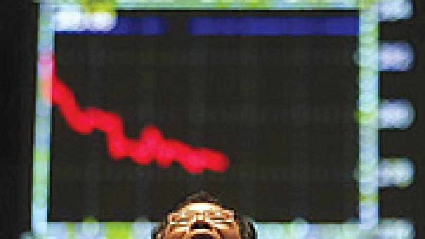 Stocks are plummeting worldwide; Africa will certainly feel the brunt of it