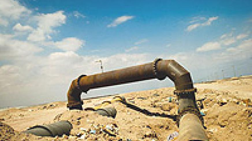 Pipelines to mines siphon water from some of the driest towns on earth, in northern Chile.