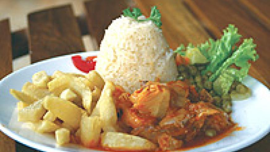 This  plate is the answer to your hunger pangs.