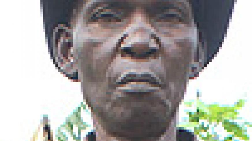 Yohana Mushongore is now a reformed man after killing during the Genocide.