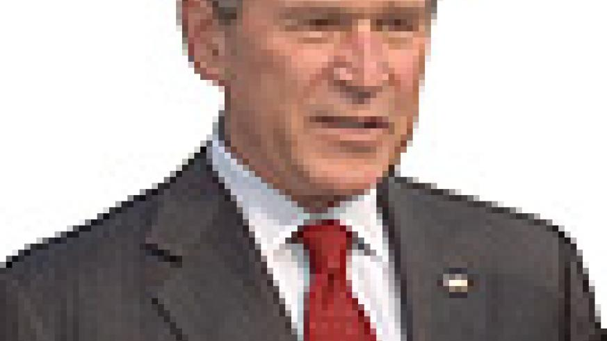 Former US President: George W. Bush