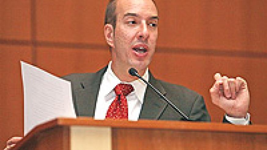 American Civil Liberties Union executive director Anthony Romero.