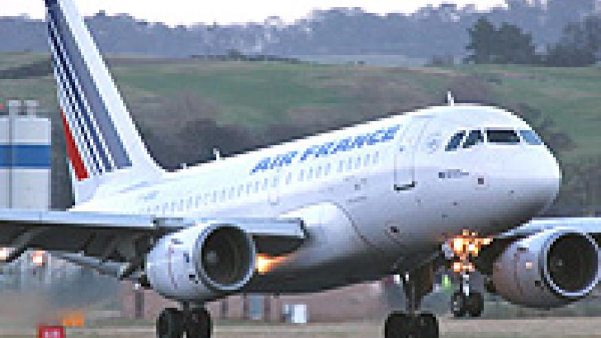 Air France Airbus, that is feared lost.