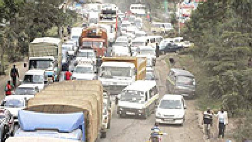 If one is able to drive confidently in Nairobi, they can never fail to drive anywhere in world.