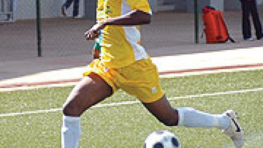 RUN FOR DOLLARS: Joseph Kabagambe has parted company with Atraco. The Ex-Ugandan international midfielder signed for Sudanese side Al-Neel Fc on loan.