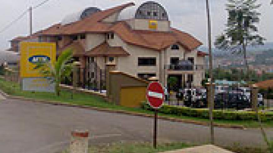 MTN Headquaters in Nyarutarama. Clients are not impressed by  their services