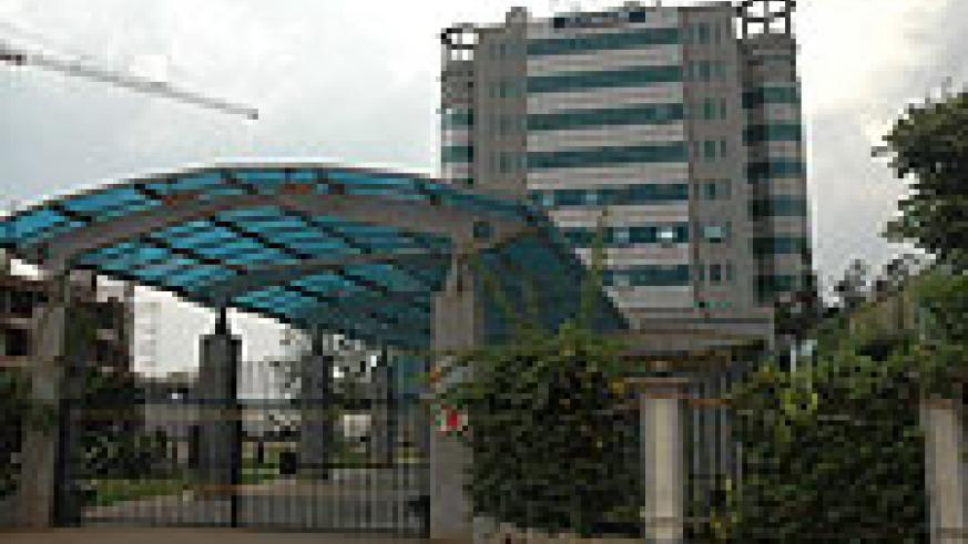 Ecobank headquaters; the management must explain the glitches