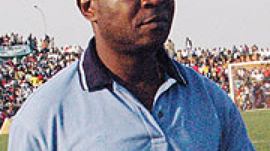 SACKED: Raoul Shungu