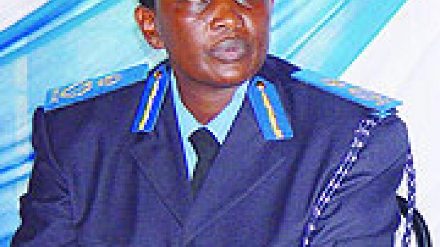 The Acting Chief Superintendant Mary Gahonzire. How are the National Police attempting to prevent crime