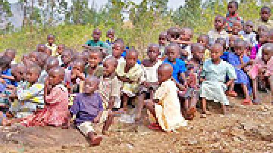 These children have been allegedly exploited by Italia Solidade, Rwanda