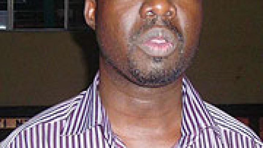 Oswald Habiyaremye denies the accusations levelled against him by the district advisory council