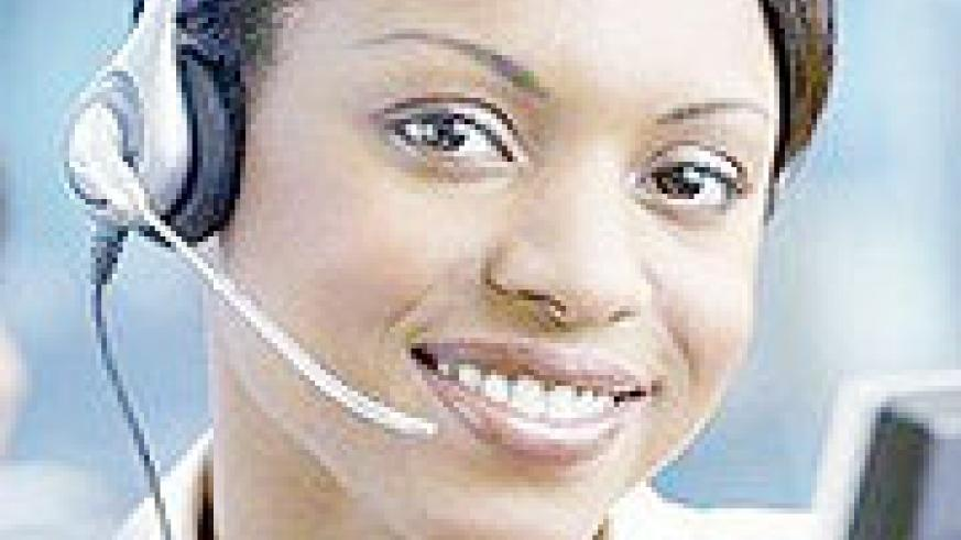 Customers simply want a smile and a solution to their problems