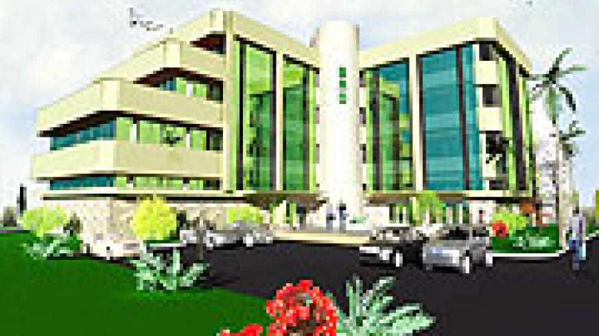 The new Architectural design of BRD.