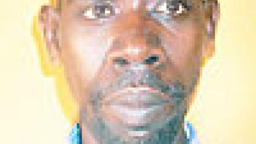 Alphonse Mutungirehe, claims is obsessed with evil spirits