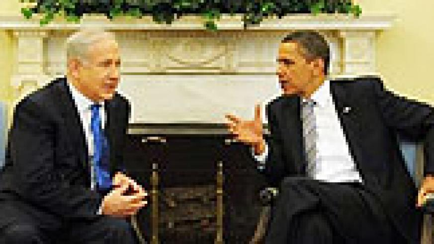 The US Administration is against the Israeli campaign to build more settlements in the West Bank