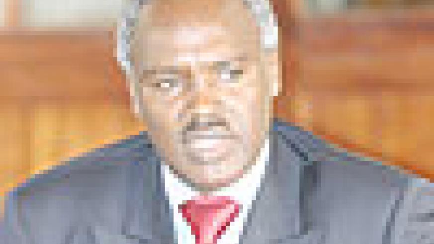 Education Minister Charles Murigande (File Photo)