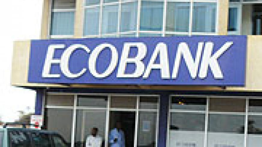 Ecobank branch in Remera