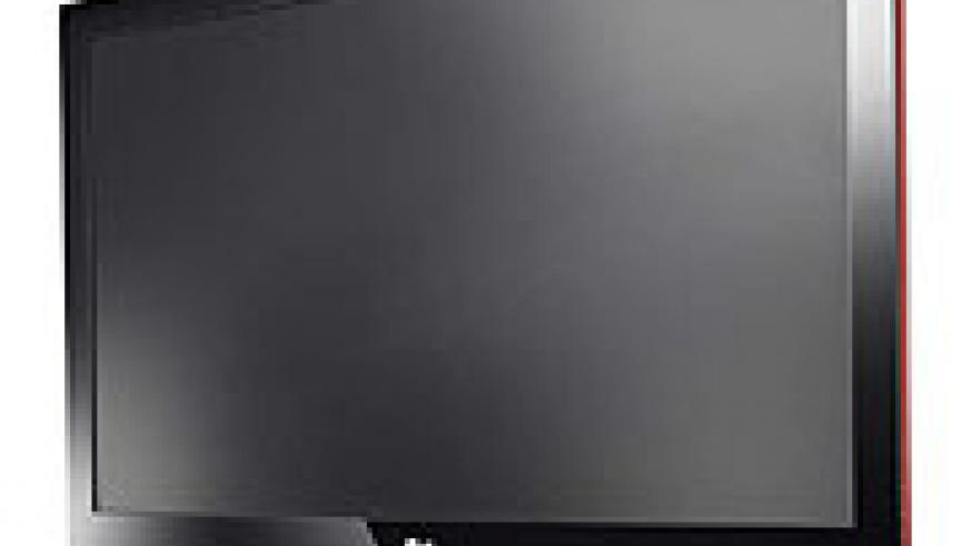 An LG branded LCD TV set, the kind that is going to be assembled in Rwanda. (Internet Photo)